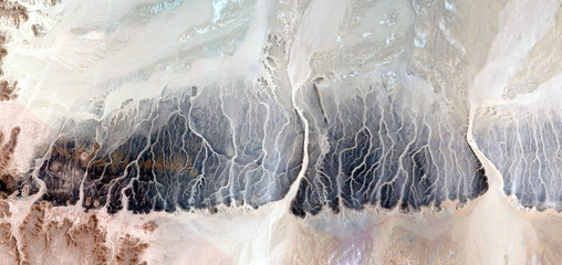 fantasy desert stones designed by Van Gogh,Photographs magic, just to crazy, artistic, abstract, from the deserts of Africa from the air, landscapes of your mind, optical illusions