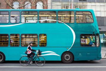 Dublin Bus Irlande