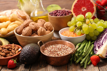 diet food selection