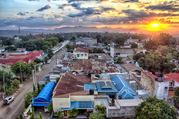Kisumu City at dawn