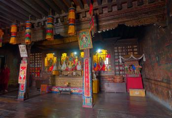 Goutama Buddha - Sikkim , India