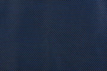 Blue material pattern background