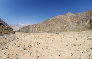Karakul lake Xinjiang, China