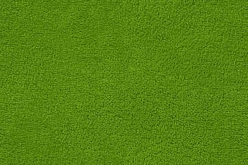 green seamless terry cloth texture