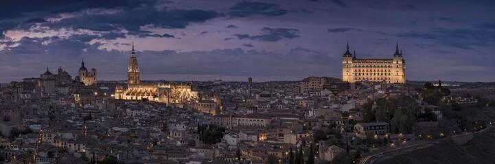 Toledo panoramica