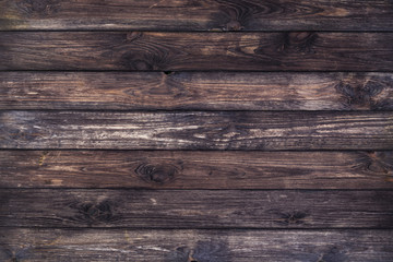 Dark wood background, old wooden texture