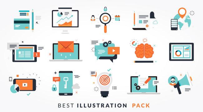 illustration marketing