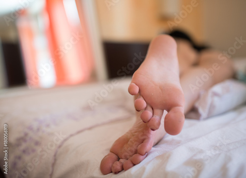 Sexy soles and feet