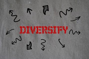 Obraz Diversify - fototapety do salonu