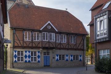 Alte Rathaus von 1571, Horstmar