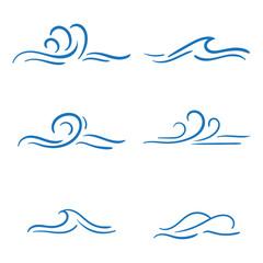 wave vector illustration