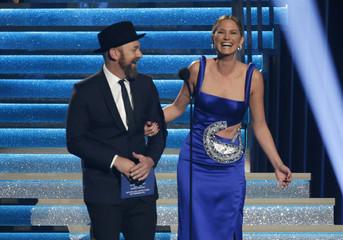 51st Country Music Association Awards – Show - Nashville