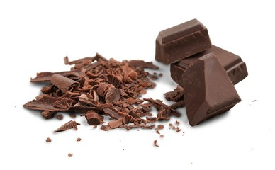 Milk Chocolate Blocks and Pieces