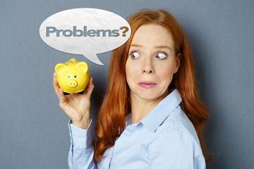 probleme bei der finanzierung