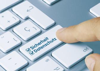 Sicherheit, Datenschutz