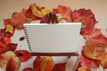 秋のスケッチ イメージ