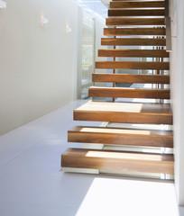 Modern stair interior