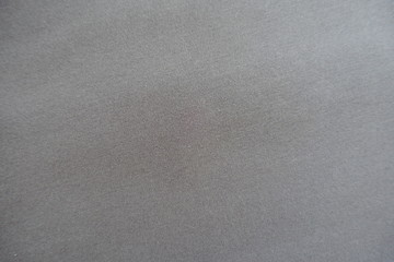 Top view of simple grey viscose fabric