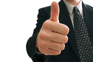 Thumbs Up Man