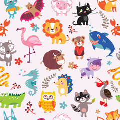 AnimalsPattern