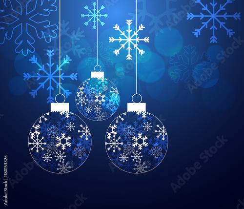 Immagini Palle Di Natale.Palle Di Natale Natale Neve Immagini E Vettoriali