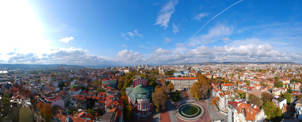 State Opera Varna panorama