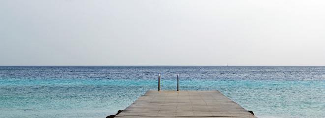 Long Pier, Horizontal