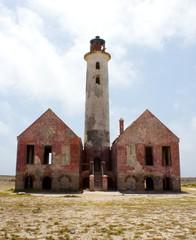 The Lighthouse on Klien Curacao