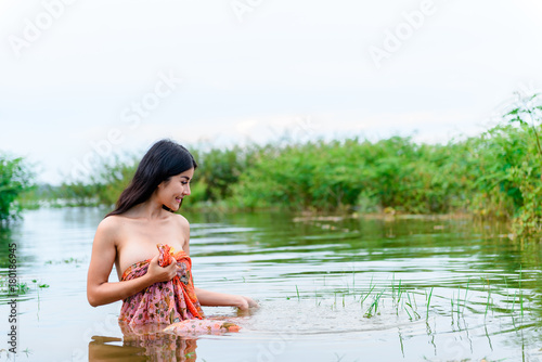 thailand woman image