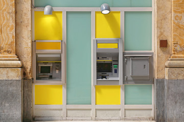 Two ATM Bank