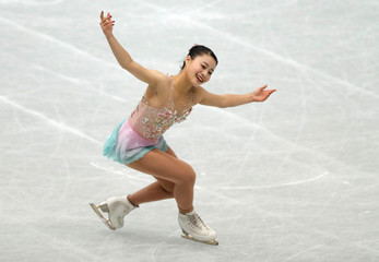Figure Skating - ISU Grand Prix of Figure Skating NHK Trophy- Ladies Short Program