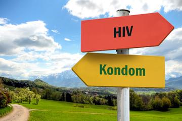 Schild 252 - Kondom