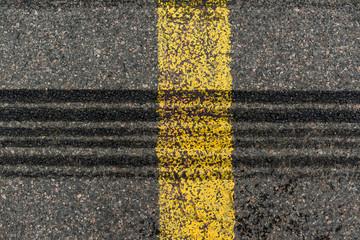 Track drag racing