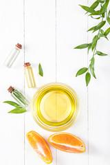 oranges oil and Orange