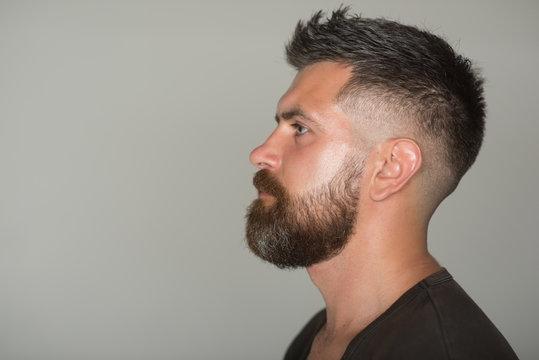 Barber, barbershop, hairdresser or beauty salon concept