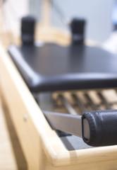 Keuken foto achterwand Fitness Reformer pilates studio machine