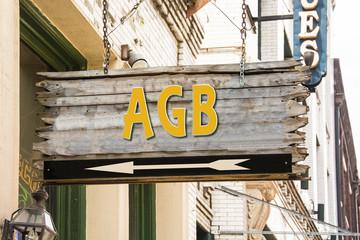Schild 279 - AGB