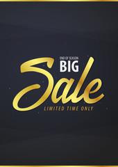 Sale poster or Flyer design. Discount background for the online store, shop, promotional leaflet, poster, banner. Vector illustration.