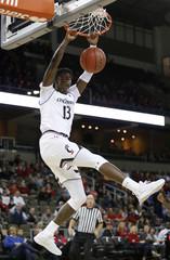 NCAA Basketball: Savannah State at Cincinnati