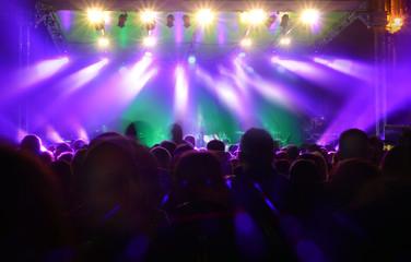 Concert _ stage
