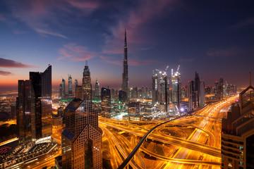 Eine Metropole im Lichterglanz, Dubai