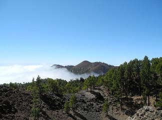 An der Vulkanroute auf La Palma