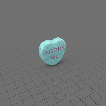 Adore me heart candy