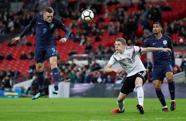 International Friendly - England vs Germany