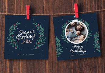 Joyful Holiday Social Media Set