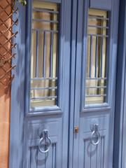 Old blue door in Heraklion Creta ... :-)