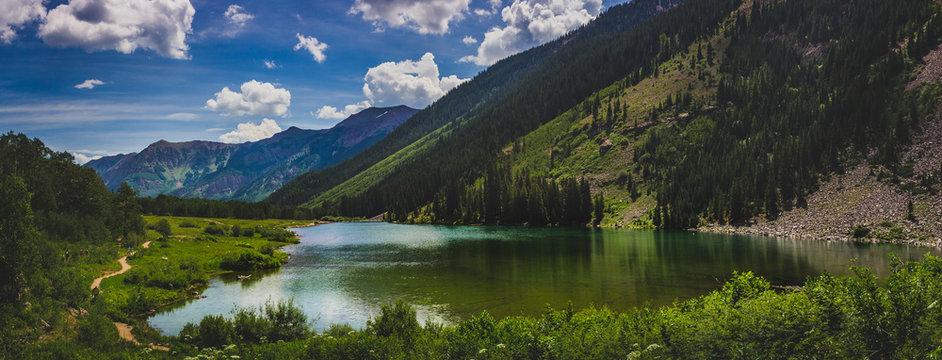 Maroon Lake Panorama