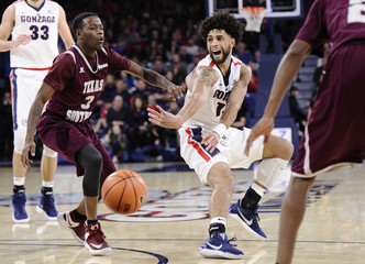 NCAA Basketball: Texas Southern at Gonzaga
