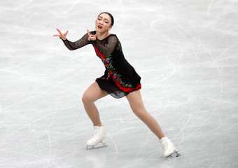Figure Skating - ISU Grand Prix of Figure Skating NHK Trophy - Ladies Free Skating