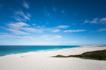 Sonne, Sand und Meer im De Hoop Nationalpark
